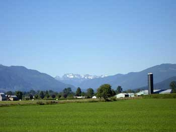 BC farmland investment, corp production