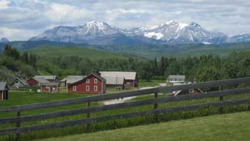 ranch investment, alberta ranch, huge ranch