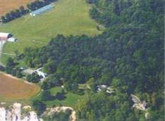 forest farm, farmland investment, lake in the farm
