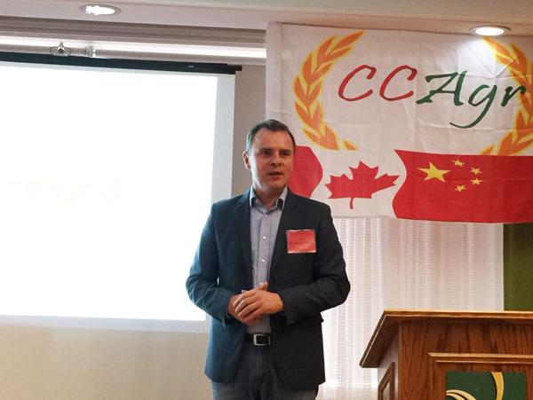 CCAGR,加拿大农场,加拿大移民,投资加拿大, 2016年秋季CCAGR加拿大华人农业管理培训班