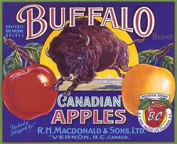 Canadian Fruits, Canadian apples