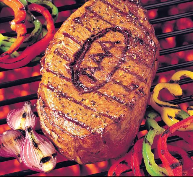 加拿大食品, 加拿大牛排, 加拿大牛肉